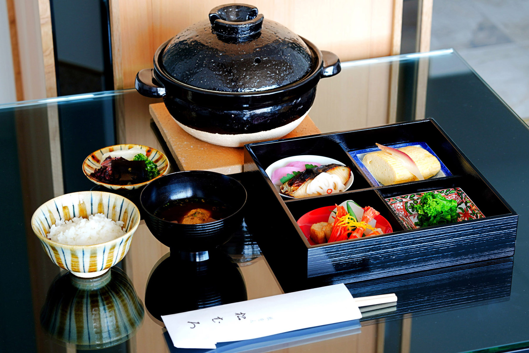 IMG: Special Plan with a Japanese Breakfast